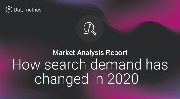 Search demand 2020