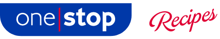 One Stop Recipes Logo