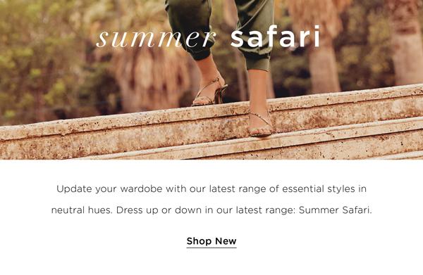 Summer Safari