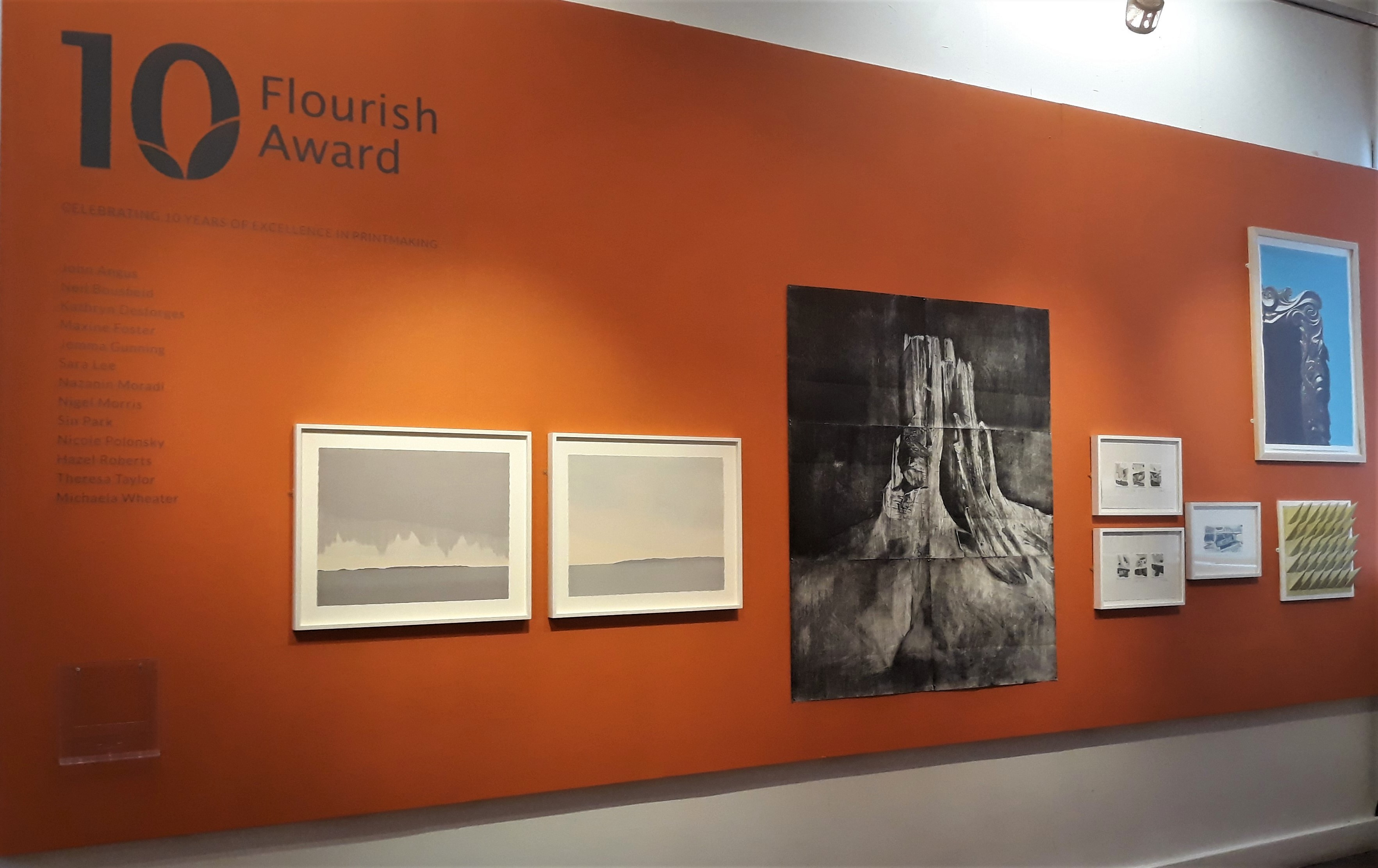 Flourish Award - Call out to artists