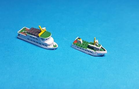 RJ 251/252 Atlantis and Wega II