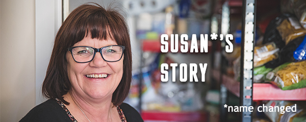 Susan*''s Story (*name changed)