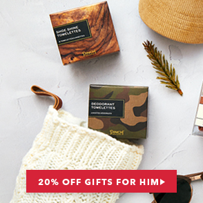 20% Off Gifts for Him