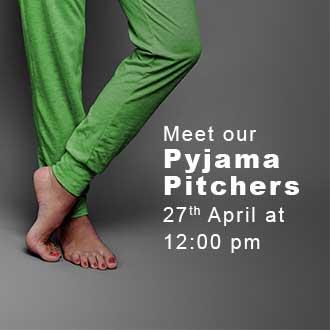 Pyjama Pitcher