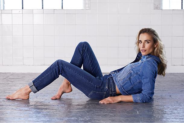 Houston Slim Selvedge Jeans