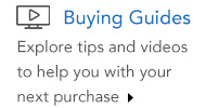 Explore our buying guides