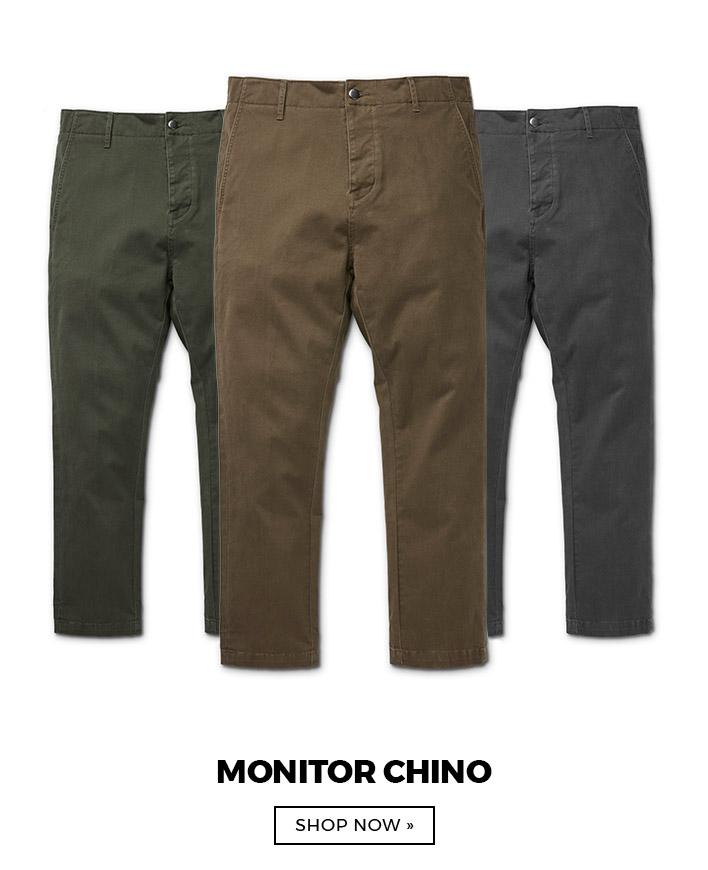 Monitor Chino