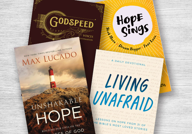 Save up to 80% on Christian Living Titles