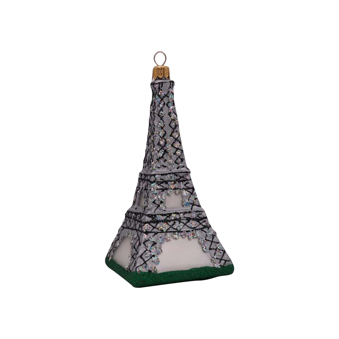 Image of Eiffel Tower Ornament