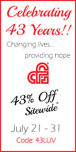 43% off Sitewide