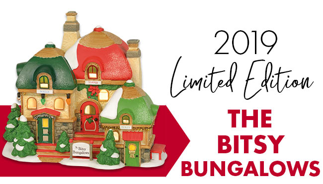 The Bitsy Bungalows