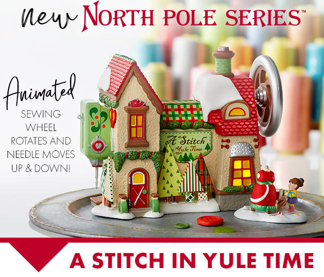 New North Pole Series