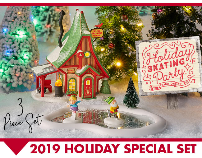 2019 Holiday Special Set