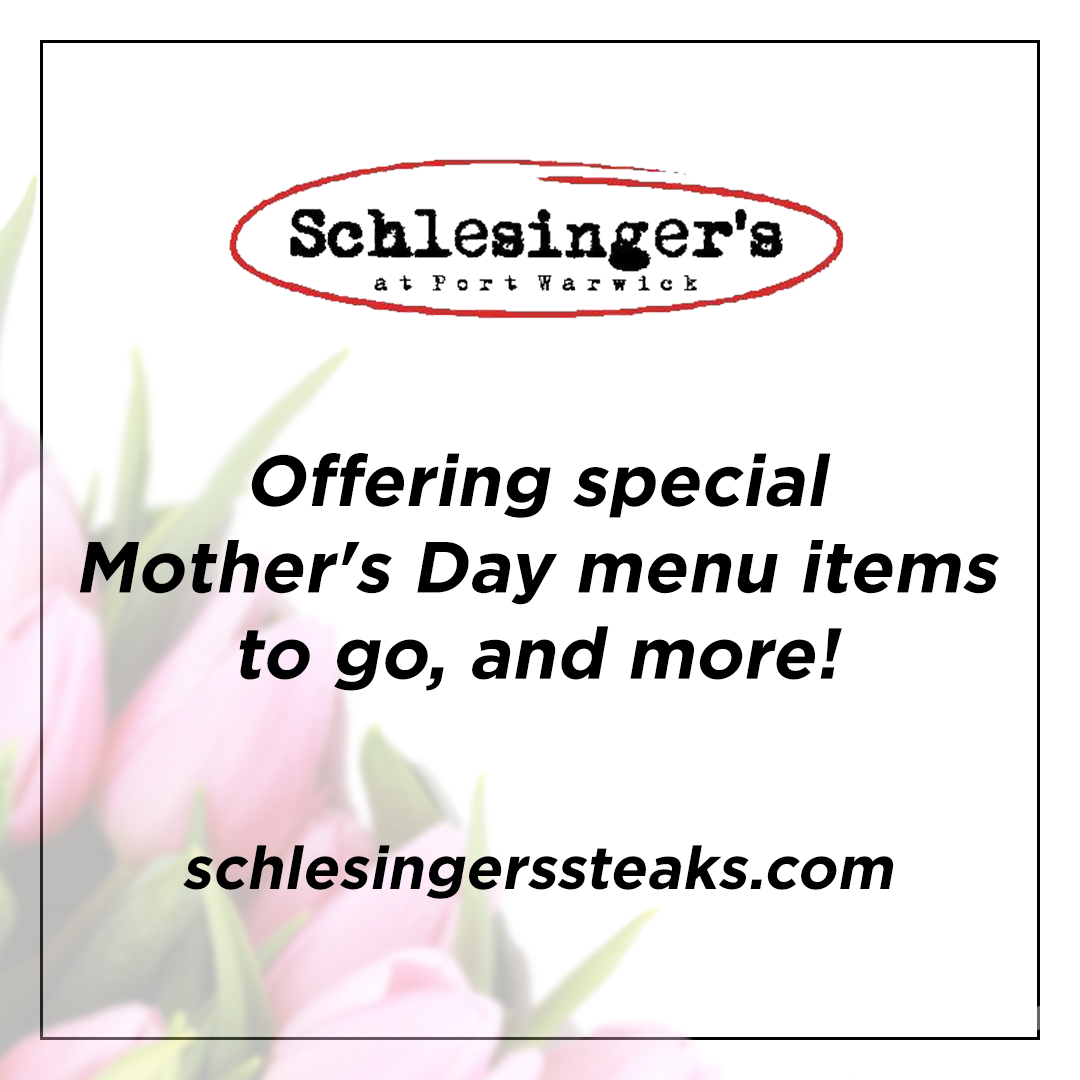 Schlesinger''s Mother''s Day Specials
