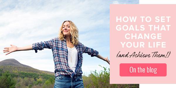 How to Set Goals Blog