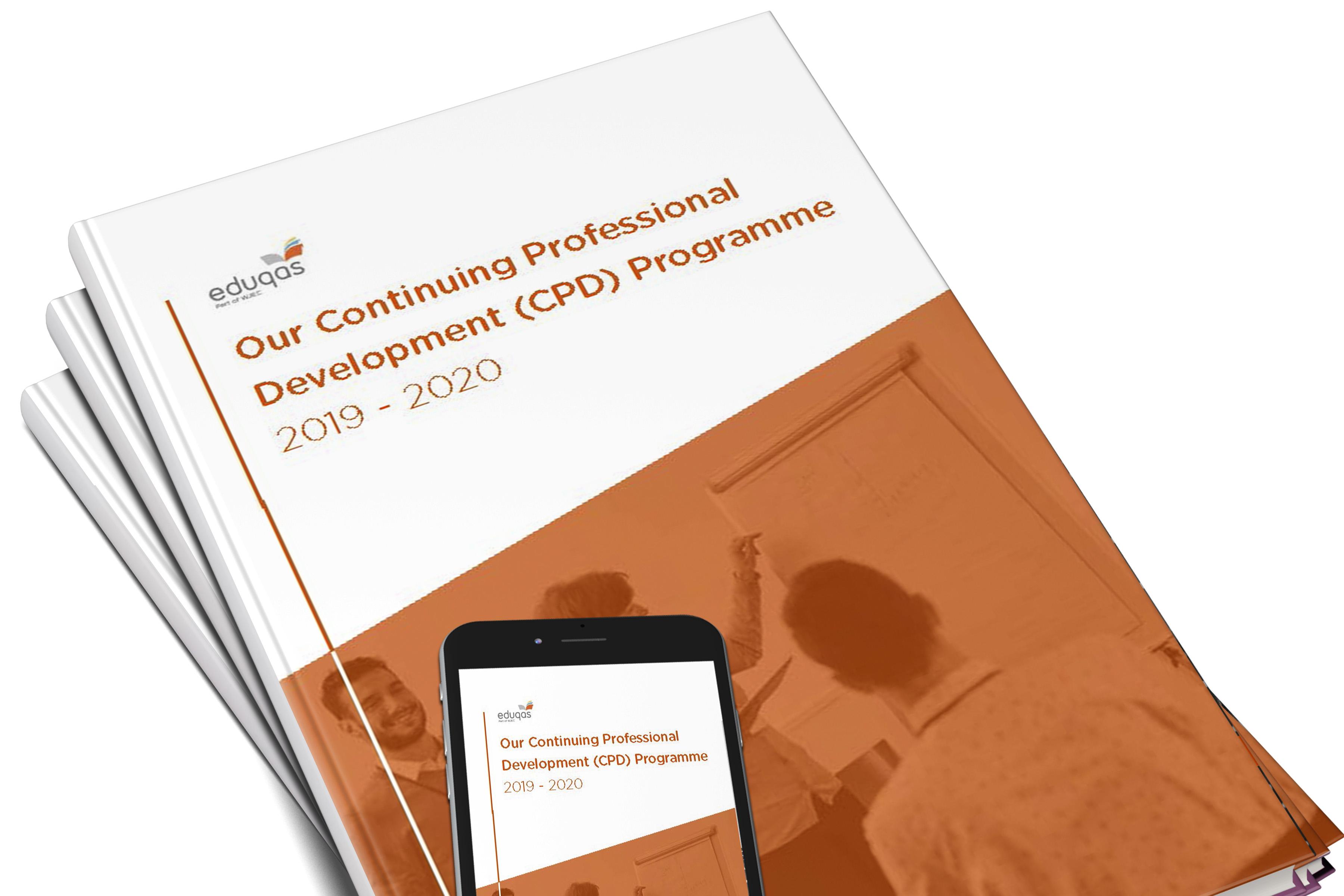 CPD Brochure - Eduqas