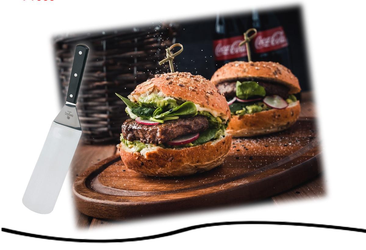 Delicious Burgers!