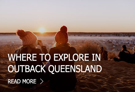 Where to explore in Outback Queensland
