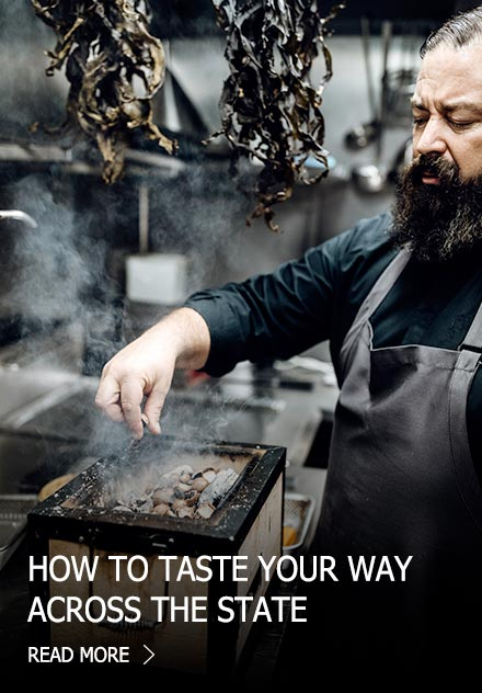 How to taste your way across the State