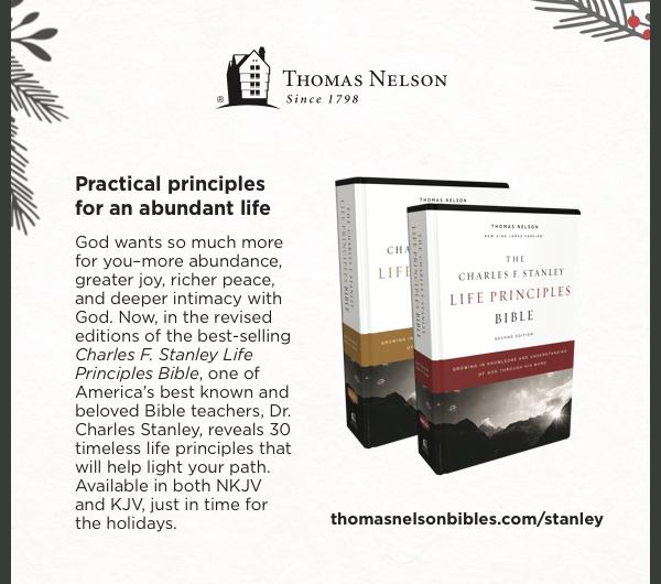 Practical principles for an abundant life