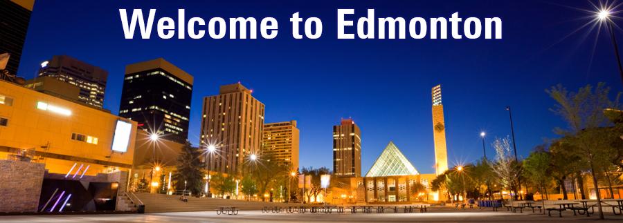 Edmonton in January