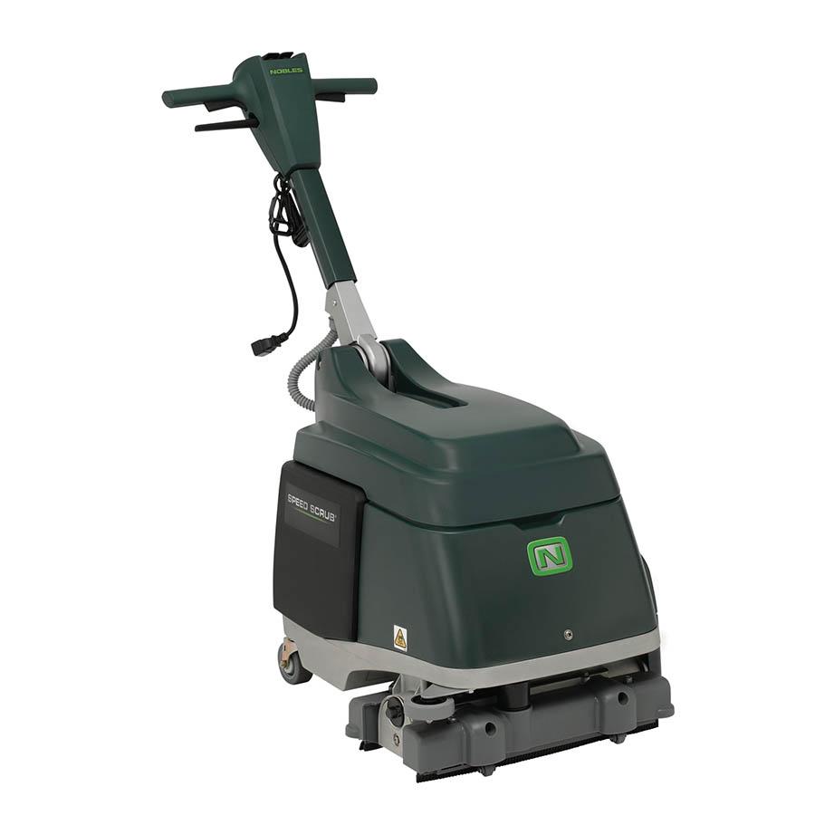 Nobles Speed Scrub 15 Walk Behind Floor Scrubber, 15 Inch (corded)