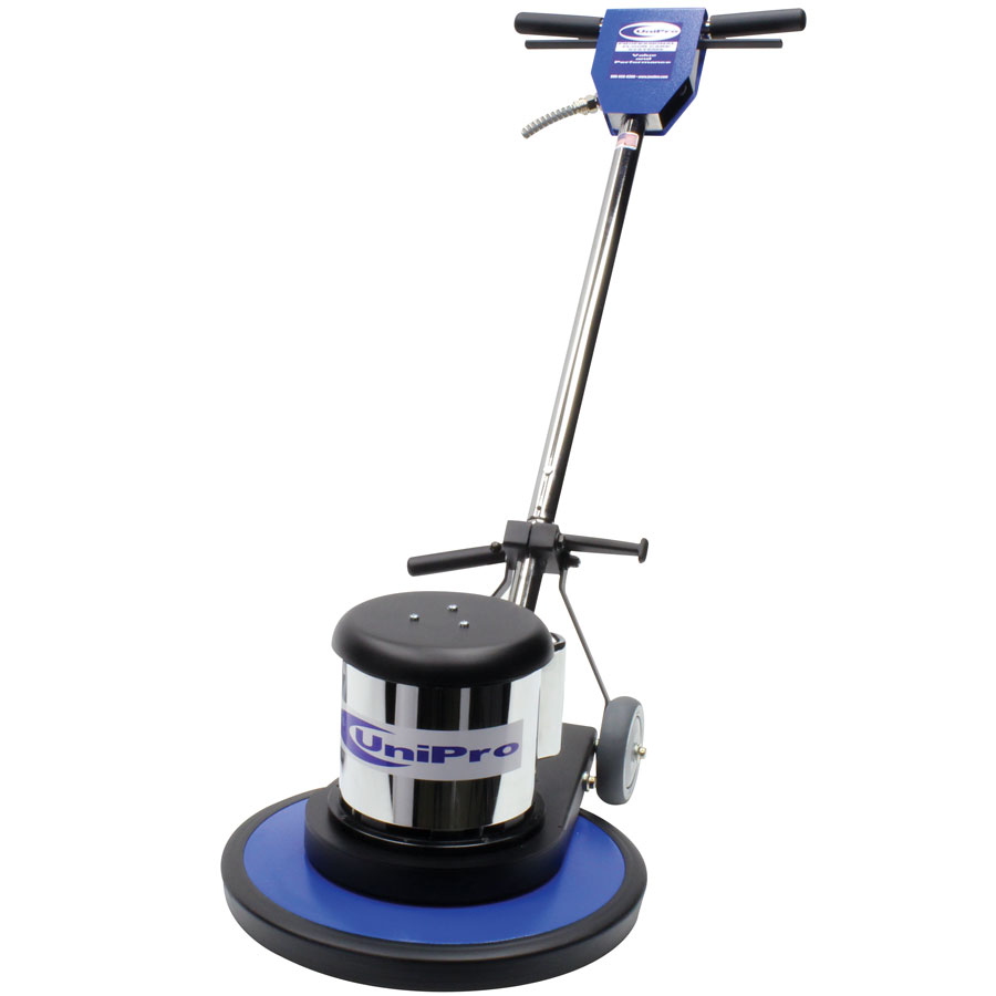 Unipro Floor Machine, 17 Inch, 1.5 HP, Dual Speed