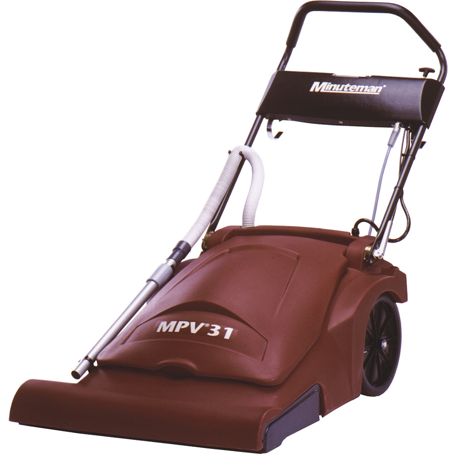 Minuteman Wide Area Carpet Vacuum (MPV?31), 30 Inch