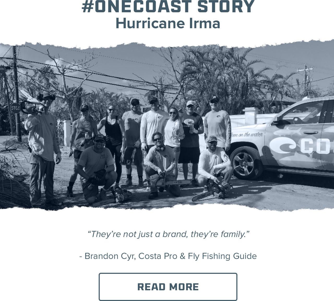 #One Coast Story: Brandon Cyr
