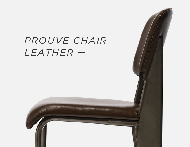 Prouve Chair Leather