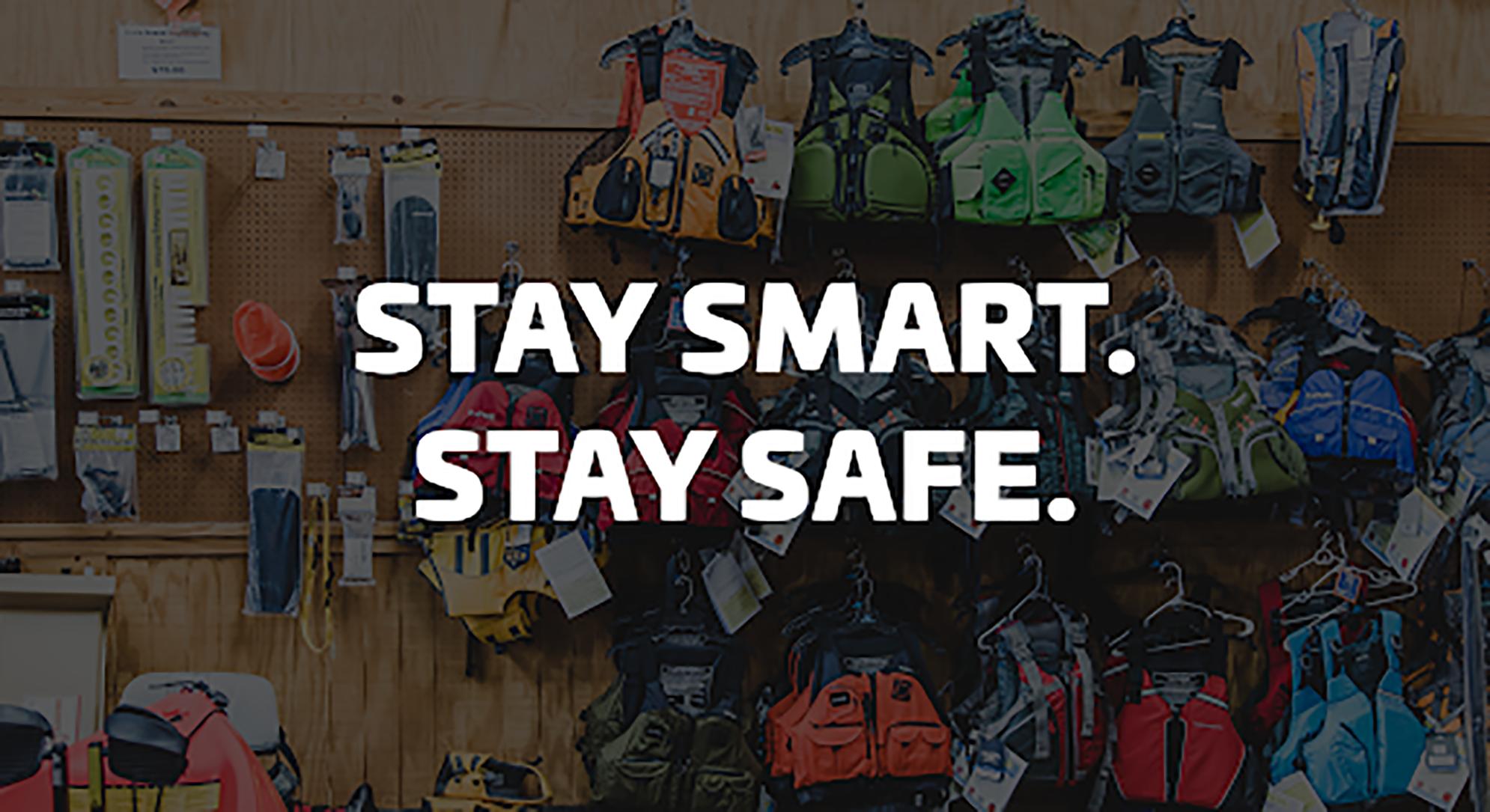 Stay Smart. Stay Safe.