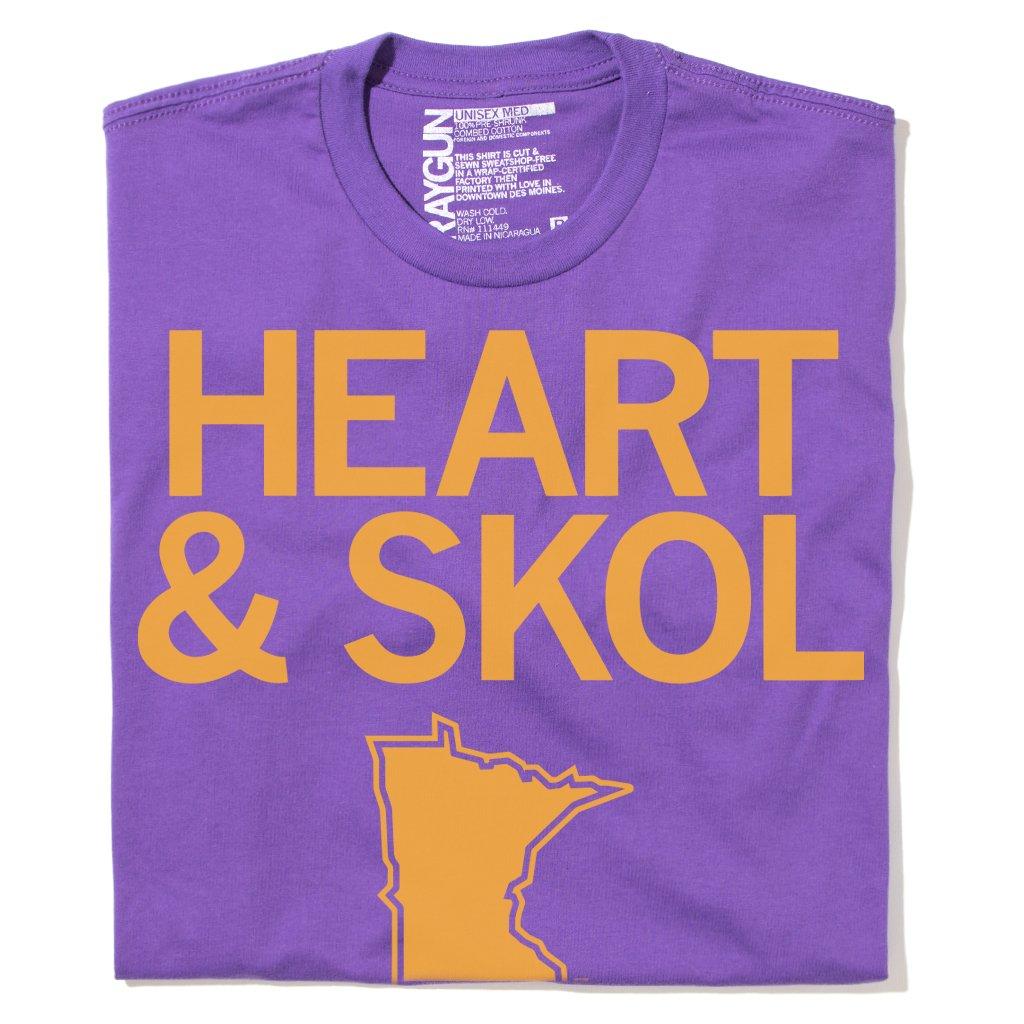 Minnesota: Heart & Skol