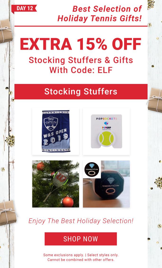 12 Days of Deals Stocking Stuffers
