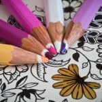 coloring at the paso robles library
