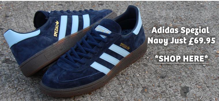 Adidas Spezial Navy Sky