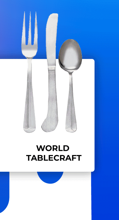 10% Off World Tableware