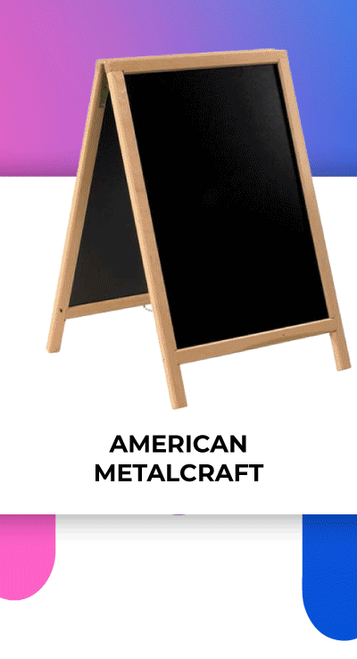 10% off American Metalcraft