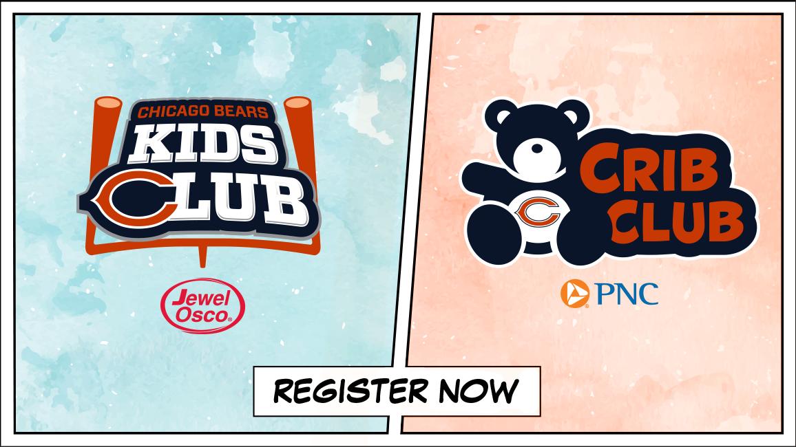 The Chicago Bears Kids Club And Crib Club