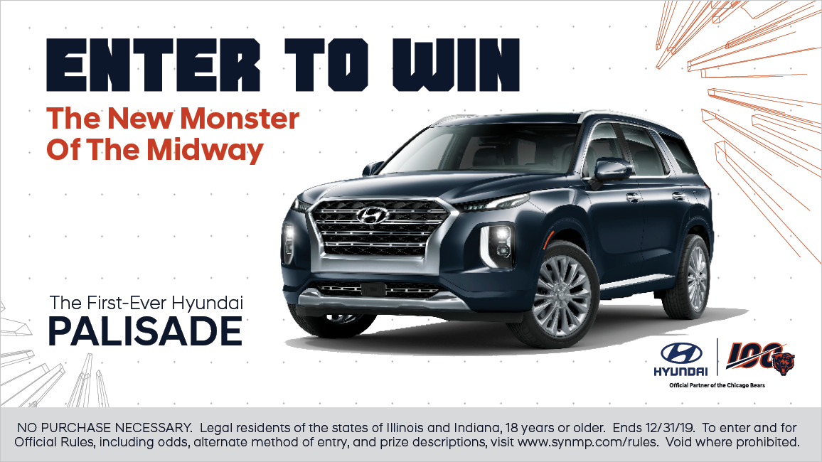 Score a New Ride. Enter to Win the New Monster of the Midway.