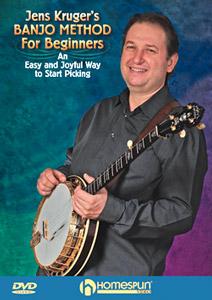 Jens Kruger- Banjo Method