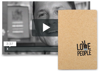 Love Your People Video & Booklet
