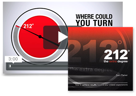 212 the extra degree Video & Book
