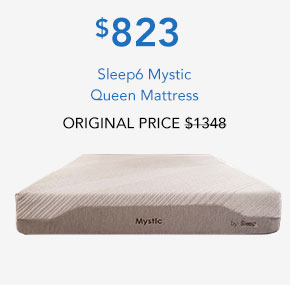 Sleep6 Mystic Queen Mattress