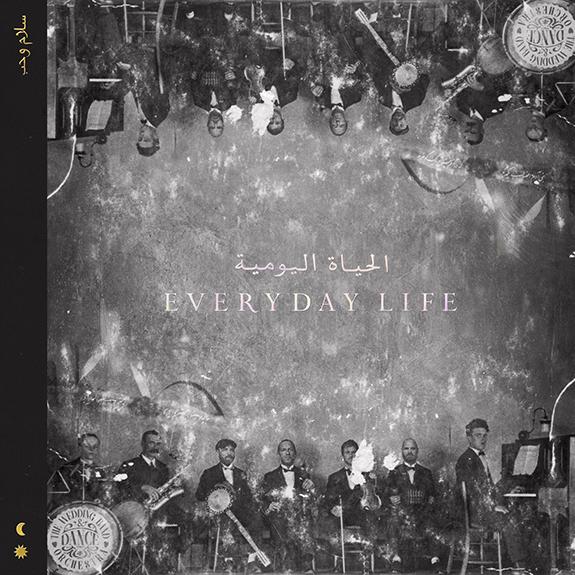 Everyday Life Album Art