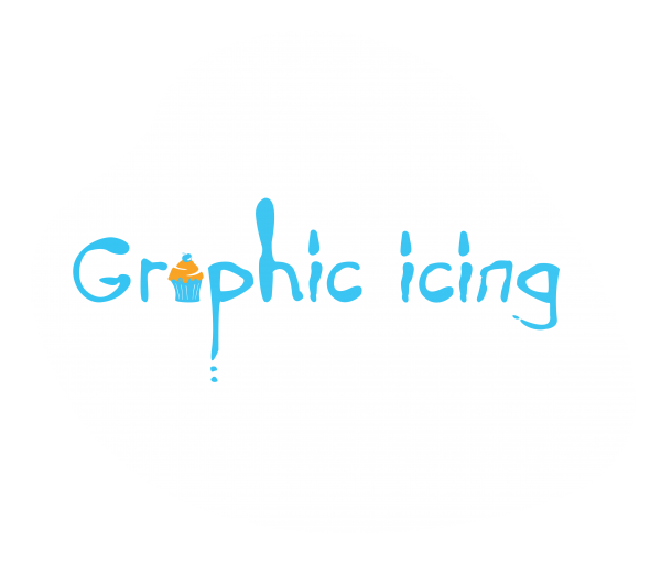 Graphic icing