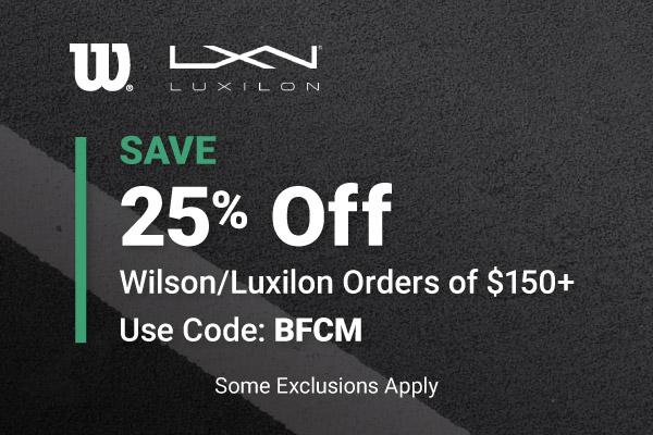 Wilson Brand Promo