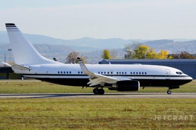 2001 Boeing BBJ 737-700