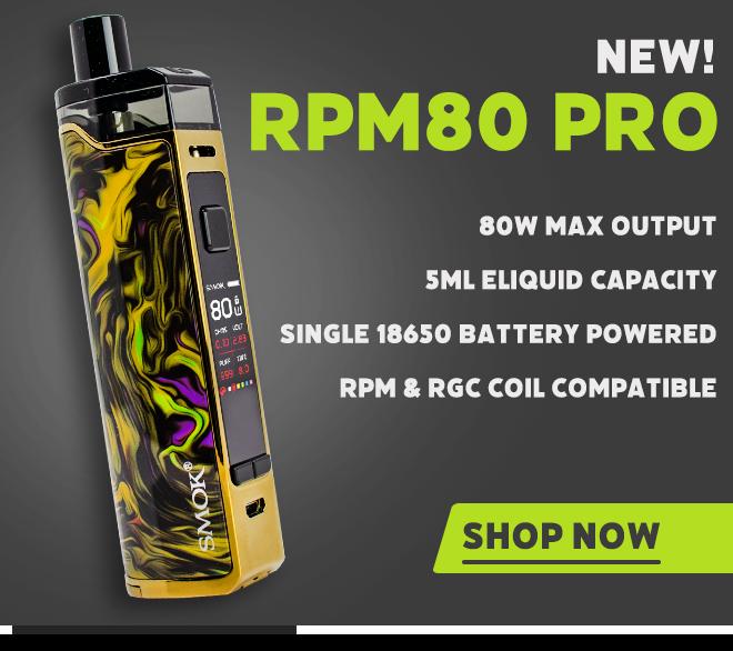 New SMOK RPPM80 Pro