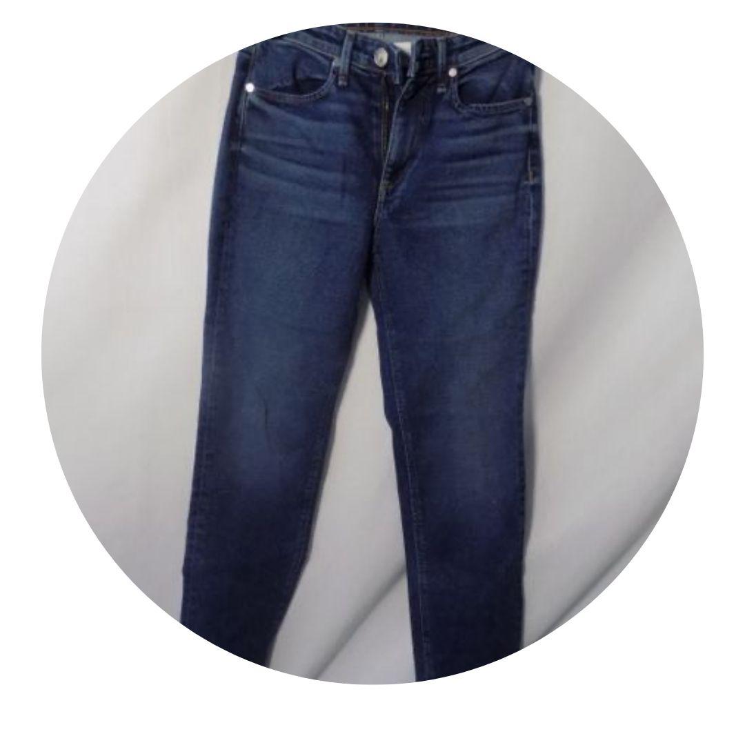 Rag & Bone Blue Jeans