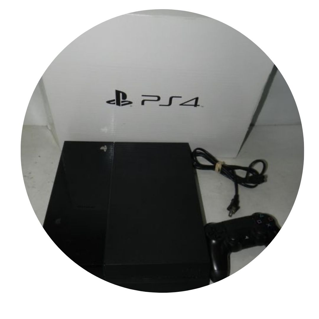 Sony Playstation 4 Cuh-1001a -tested/wiped